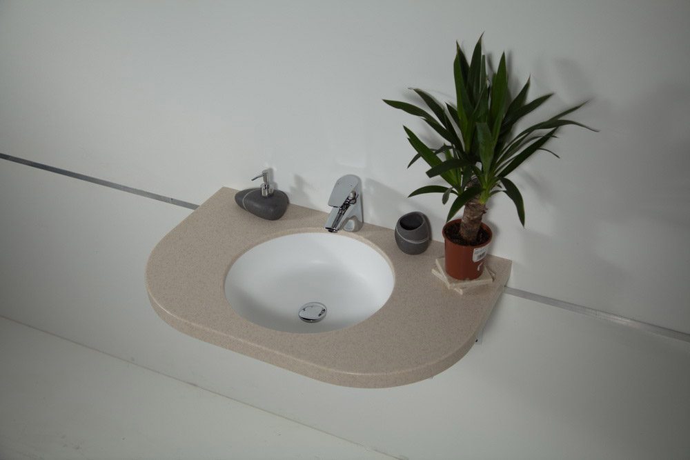 Распродажа столешниц для ванных комнат стандартных размеров