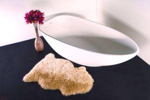 Дизайнерская отдельно стоящая ванна Сanotto Due