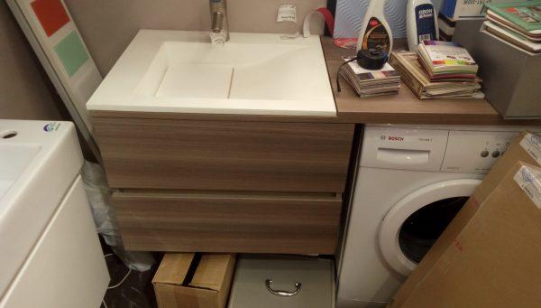 Раковина для мебели в ванную комнату Brenta Due